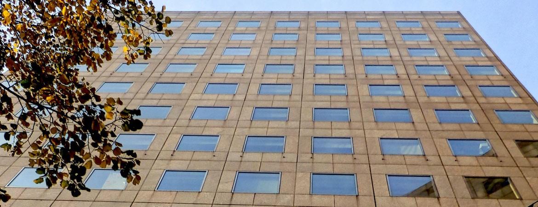 Budynki biurowe